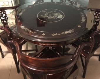 chinese card table